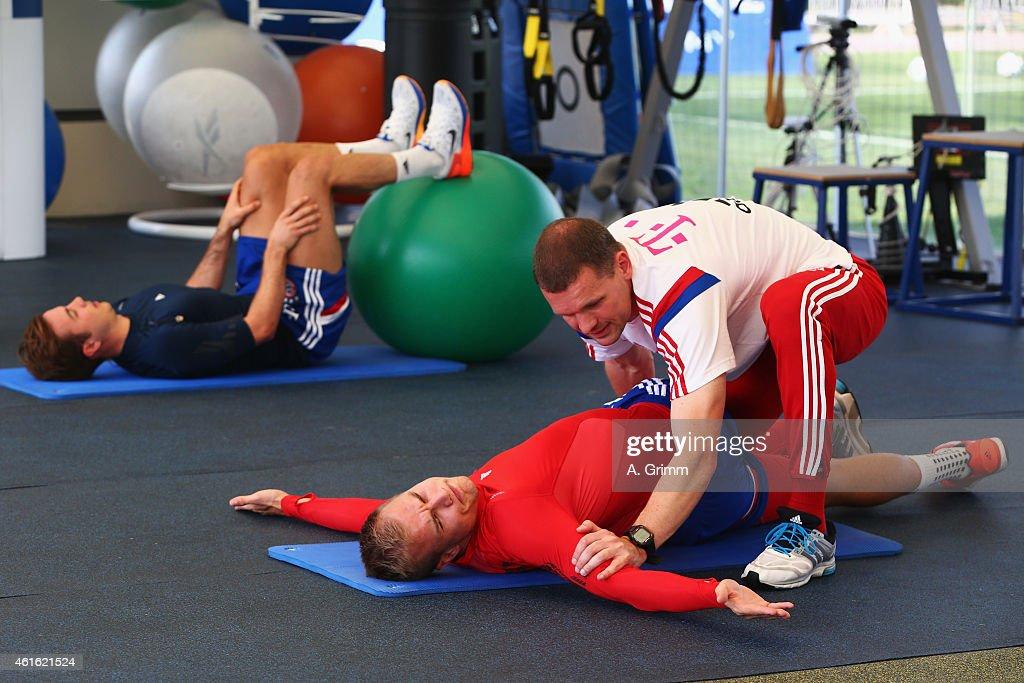 Bayern Muenchen - Doha Training Camp Day 8 : Foto jornalística