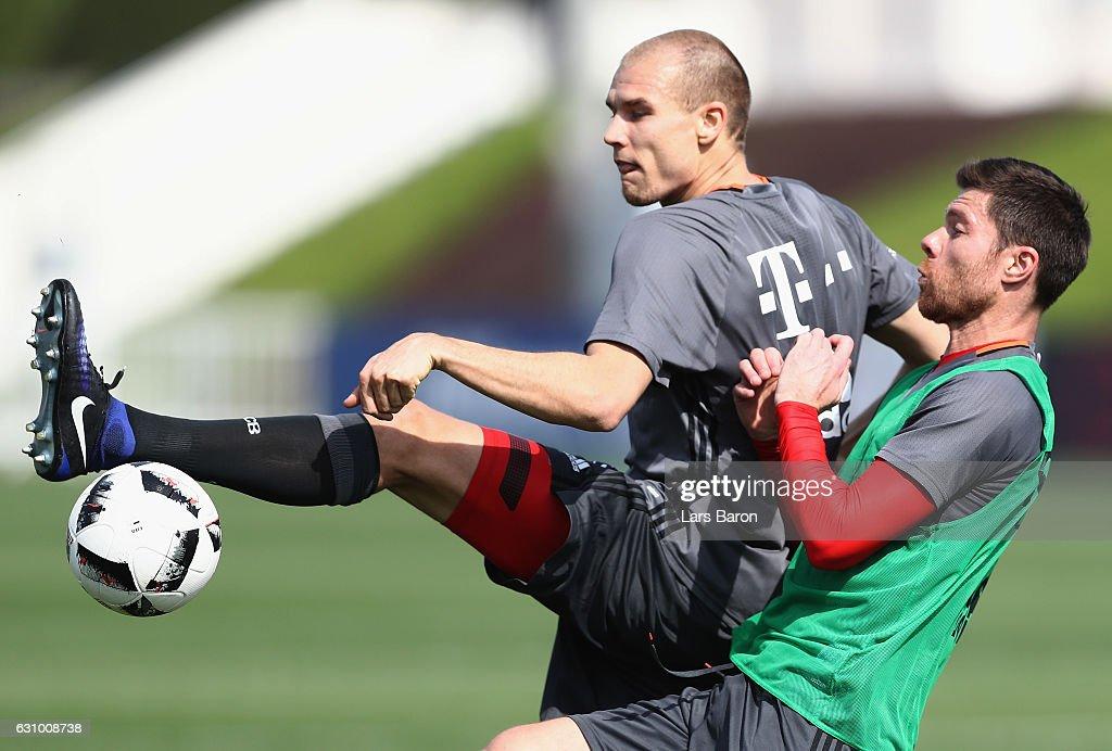 Bayern Muenchen Doha Training Camp - Day 3