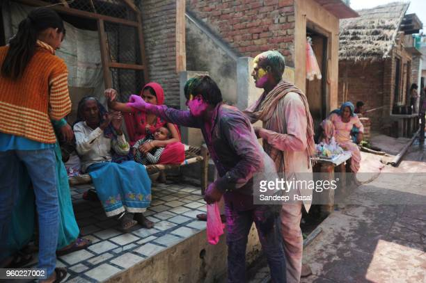 Holi- Festival of Colours