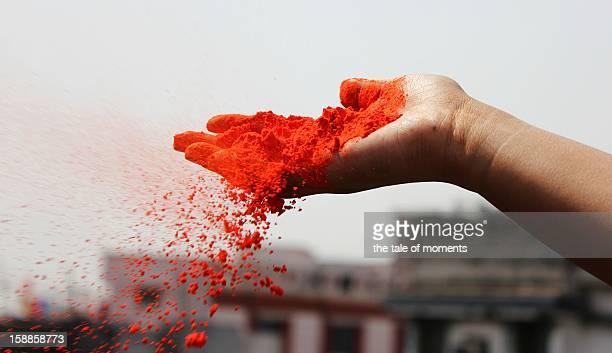Holi, the festival of color