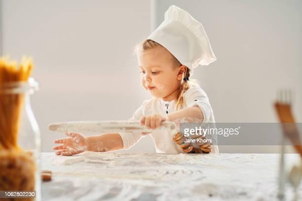 holiday baking - コック帽 ストックフォトと画像