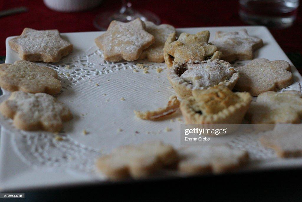 Holiday Baking : Stock Photo