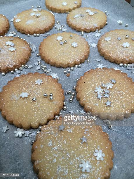 holiday baking - heidi coppock beard stock pictures, royalty-free photos & images