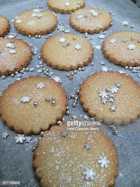 holiday baking - heidi coppock beard imagens e fotografias de stock