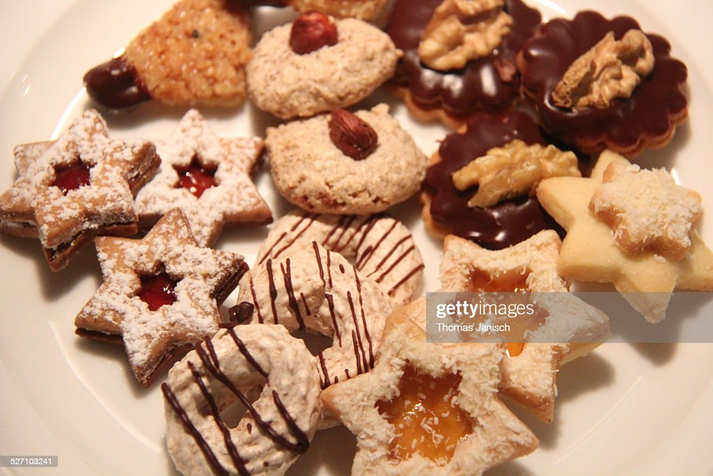 Holiday Baking : Stock Photo