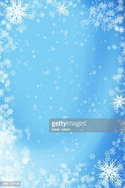 holiday celebration frame