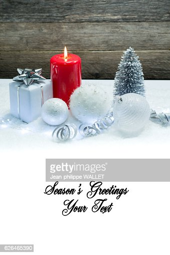 Holiday christmas card blank space seasons greetings message text holiday christmas card blank space seasons greetings message text stock photo getty images m4hsunfo