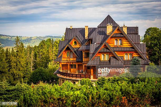 Holiday country mansion in the Tatra Mountains