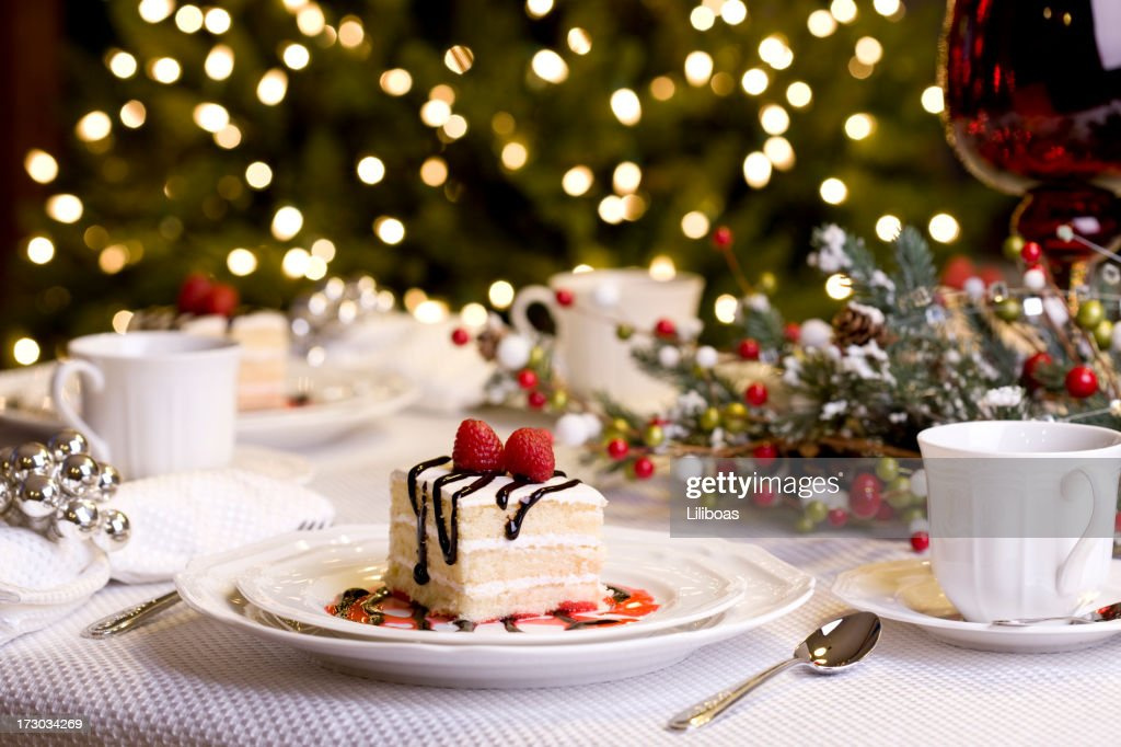 Holiday Dining (XXL) : Stock Photo