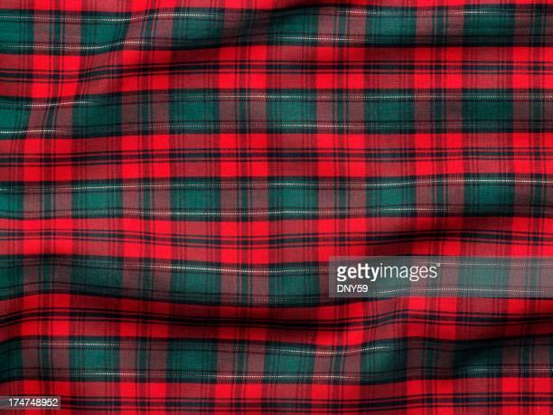 Holiday Fabric Background