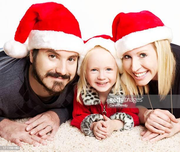 Portrait de vacances en famille