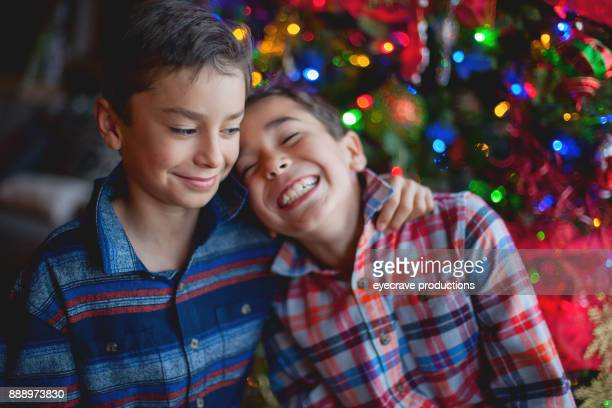 Holiday Gatherings - Young Brothers During The Holidays