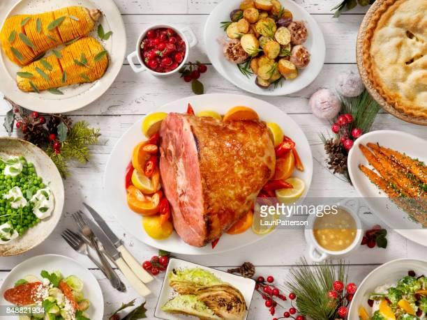 Holiday Ham Dinner