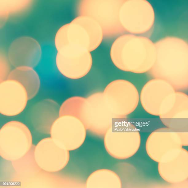 holiday lights - christmas background stock photos and pictures