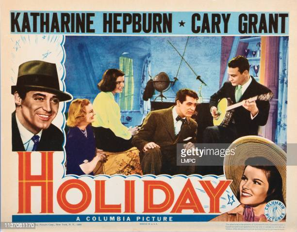 Doris Nolan Katharine Hepburn Cary Grant Lew Ayres 1938