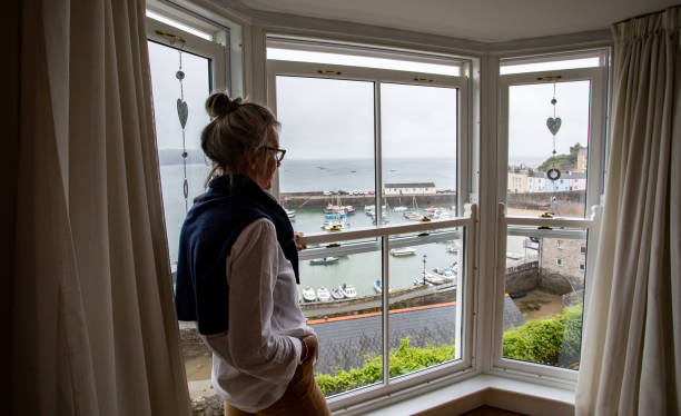 GBR: Self-Catering Accommodation And Pub Gardens Reopen As Wales Eases Lockdown