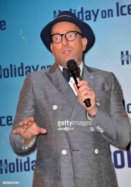 Holiday on Ice präsentiert neue Show TIME ganz im Zeichen der Zeit Thomas Rath