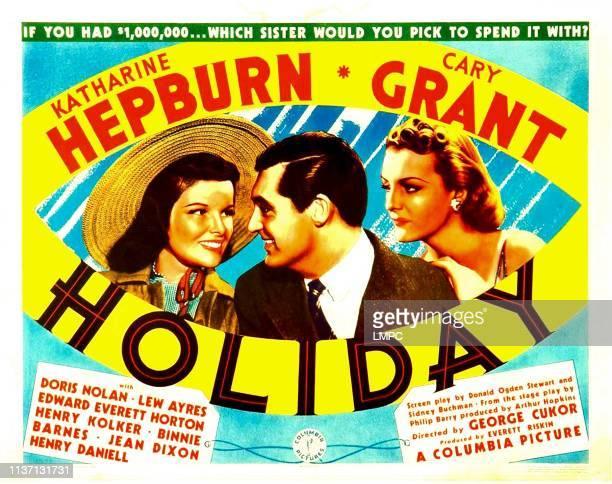 Katharine Hepburn Cary Grant Doris Nolan 1938