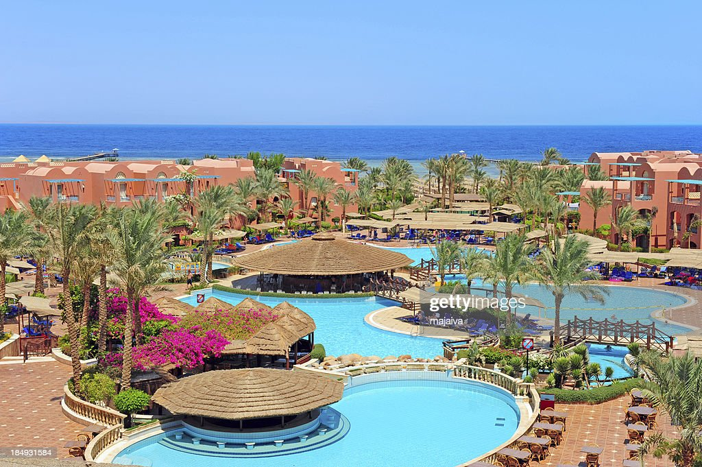 Holiday resort : Stock Photo