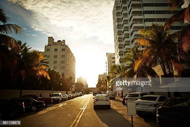 Holiday resorts, Miami, Florida, USA