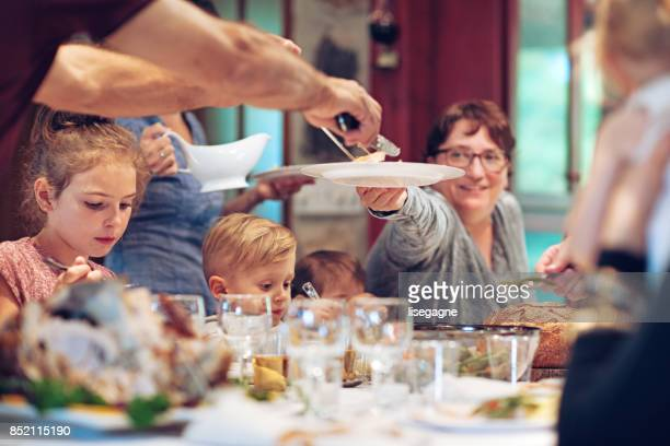 holiday season - real wife sharing stock photos and pictures