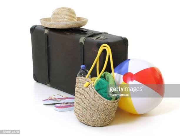 Holiday Suitcase - Beach