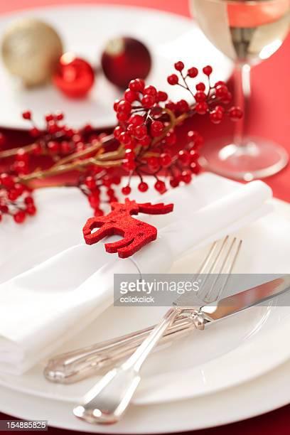 Cadre de Table de Noël