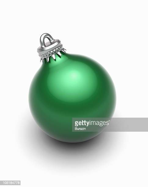 holiday tree ornament - christmas bauble stock pictures, royalty-free photos & images