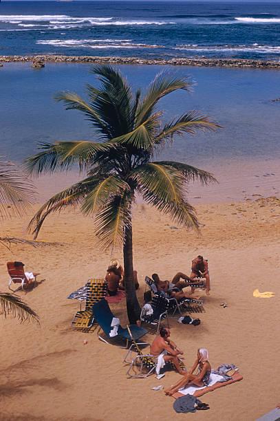 Caribe Hilton Beach