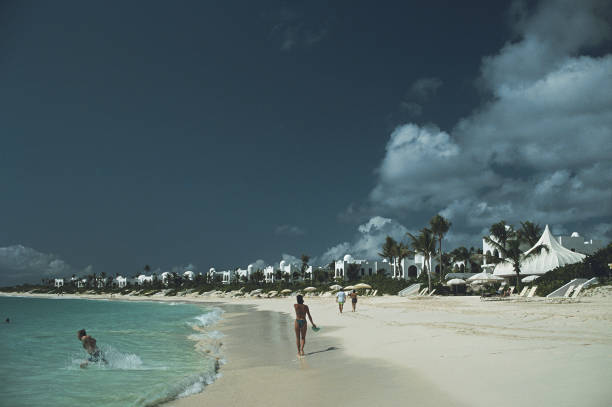 Anguilla Beach resort