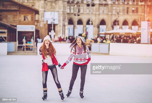 Holidays are for fun with friend