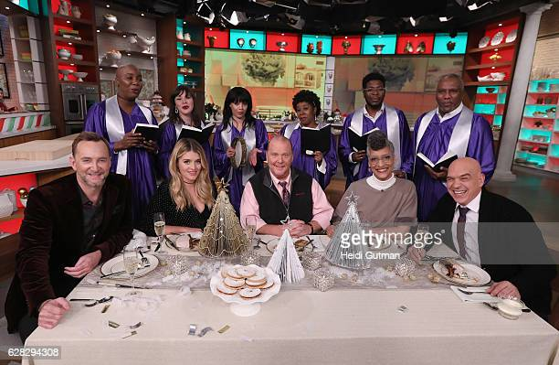 THE CHEW Holidays got you stressed Sit back relax and enjoy a delicious show filled with sumptuous recipes quick and easy crafts and the Emmy...