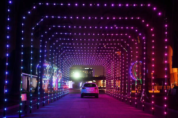 CA: Holidays In Your Car Drive Thru Holiday Light Show