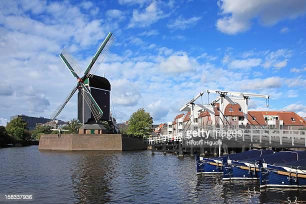 Holland, Leiden