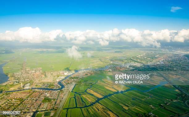 holland - friesland noord holland stockfoto's en -beelden