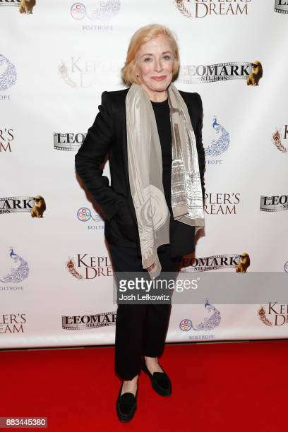 "Holland Taylor attend the premiere screening of ""Kepler's Dream"" at Regency Plant 16 on November 30, 2017 in Van Nuys, California."
