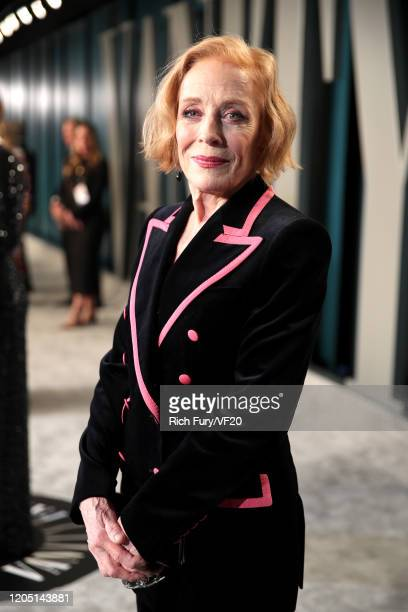Holland Taylor attends the 2020 Vanity Fair Oscar Party hosted by Radhika Jones at Wallis Annenberg Center for the Performing Arts on February 09,...