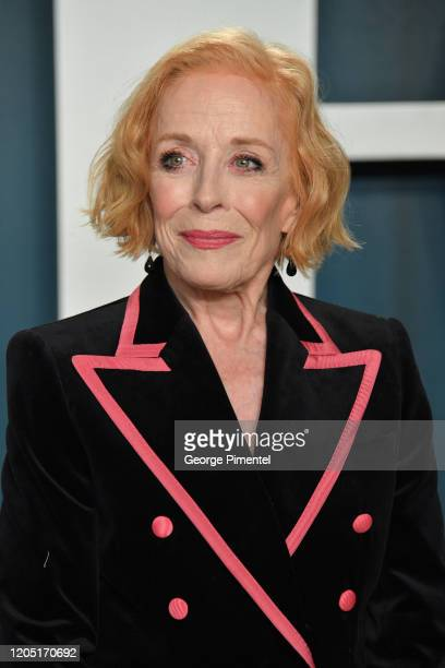 Holland Taylor attends the 2020 Vanity Fair Oscar party hosted by Radhika Jones at Wallis Annenberg Center for the Performing Arts on February 09...