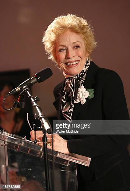 Holland Taylor attends the 5th annual Broadway Salutes at The Times Square Building on September 24 2013 in New York City