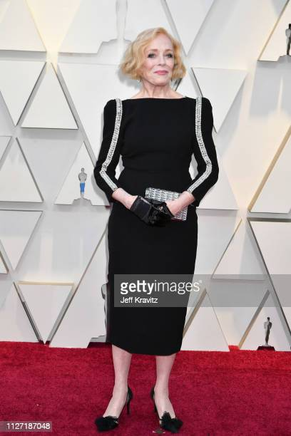 Holland Taylor attends the 91st Annual Academy Awards at Hollywood and Highland on February 24 2019 in Hollywood California