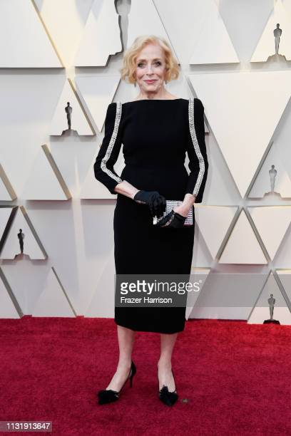 Holland Taylor attends the 91st Annual Academy Awards at Hollywood and Highland on February 24, 2019 in Hollywood, California.
