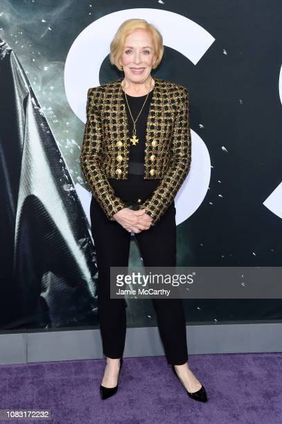 "Holland Taylor attends the ""Glass"" New York Premiere at SVA Theater on January 15, 2019 in New York City."