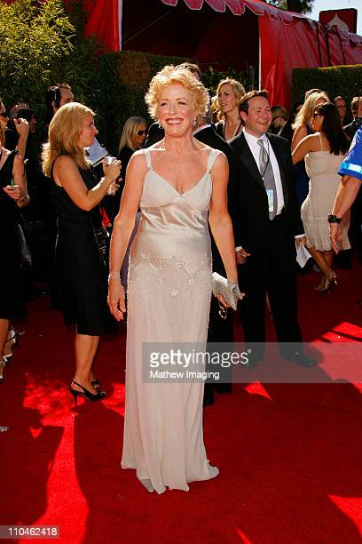 Holland Taylor during 58th Annual Primetime Emmy Awards Arrivals at Shrine Auditorium in Los Angeles California United States