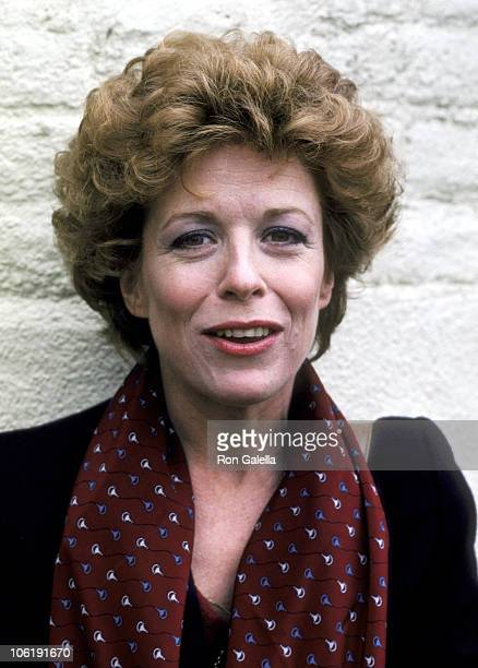 Holland Taylor during Holland Taylor Sighting Outside her Apartment January 18 1982 at Holland Taylor's Apartment in Hollywood California United...