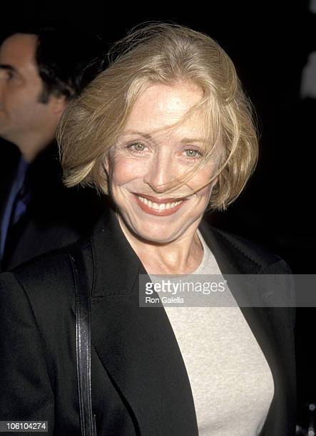 Holland Taylor during Premiere of Showtime's 'The Baby Dance' August 17 1998 at Samuel Goldwyn Theater in Los Angeles California United States