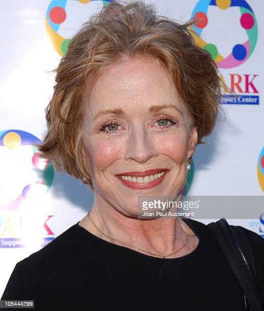 Holland Taylor during WeSparkle Night Take III to Benefit weSpark Cancer Support Center at Gindi Theater in Los Angeles California United States