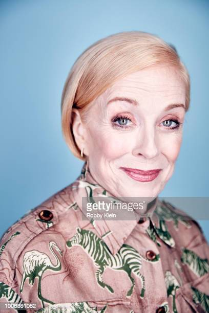 Holland Taylor of ATT's 'Mr Mercedes' poses for a portrait during the 2018 Summer Television Critics Association Press Tour at The Beverly Hilton...