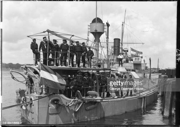 Hollande Marines hollandais, between 1900 and 1919.