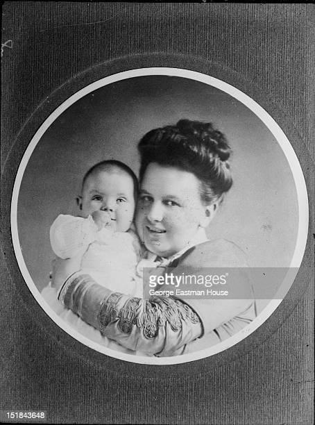 Hollande Reine Wilhelmine et/Pcesse Juliana, between 1900 and 1919.