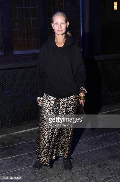Holli Rogers attends the screening of the rag bone film Time Of Day at The High Line on September 10 2018 in New York City